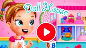 doll house cleanup bedroom kitchen u0026 bath designer u0026 decoration