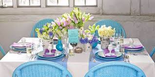 day table decorations creative mothers day table centerpiece decoration ideas family