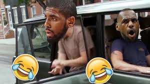 Kyrie Irving Memes - funniest kyrie irving trade meme compilation youtube