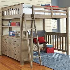 Bunk Bed With Desk And Stairs Loft Desk Bed Bethebridge Co