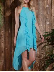 chiffon dresses long sleeve maxi lace and white chiffon