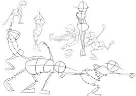walk u2013 animation is not the art of drawings that move but the art