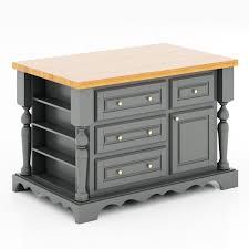 3d lyn design kitchen island cgtrader