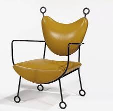jean royere yo yo table jean royère yo yo lounge chair c1957 chaired yo