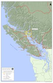 Desolation Sound Map How To Get Here Coastmountainexpeditions