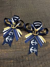 12 nautical baby shower favors nautical guest pins navy