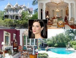 denzel washington hollywood celebrity house home mansion estate 1