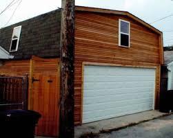 detached garages in chicago www valuegaragebuilder com