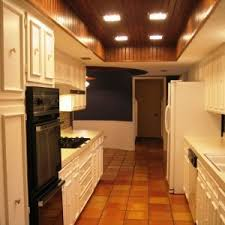 Kitchen Can Lights Elegant Kitchen Recessed Lights Come With Ceiling Line Shape