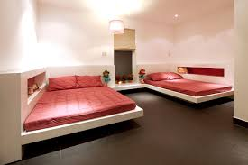boys headboard ideas floating beds invigorating floating bed ideas with your new
