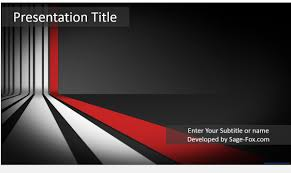 abstract powerpoint templates download free powerpoint themes