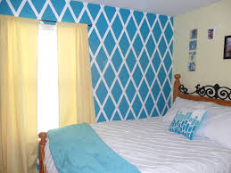 home design diamonds painted wall pattern ideas with hd images home design mariapngt
