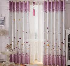 Boy Bedroom Curtains Eco Friendly Purple And White Linen Cotton Bedroom Curtains