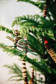 ribbon tree ornament zest it up