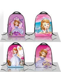 compare prices cartoon bags princess sofia shopping buy