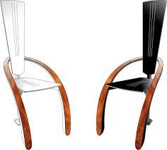 dessiner une chaise chaise design la stylique