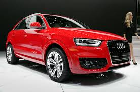 bmw x1 vs audi q3 2015 audi q3 first look truck trend