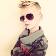best boys haircut fashion hairstyle little men kids pinterest