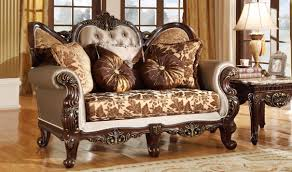 Meridian Patio Furniture by 610 Catania Traditional Living Room Set In Dark Cherry By Meridian