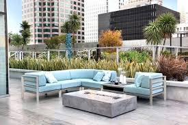 modern outdoor patio furniture modern aluminum outdoor patio
