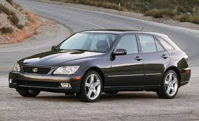 lexus sedans 2005 lexus is300 sportcross short take road test reviews car and