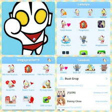 Theme Line Android Ultraman | jual theme line on twitter ultraman theme line for android