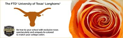 longhorns gifts longhorn flowers from ftd