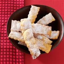 italian cenci cookies recipe taste of home
