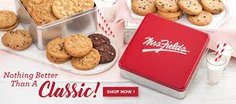 cookie gift baskets u0026 thank you gifts delivered mrsfields com