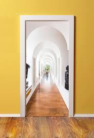 56 best in doors images on pinterest door stickers cotton amazon com 32x80 canvas 3d door sticker murals peel stick