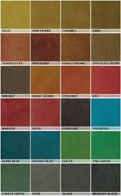 Stain Color Chart Concrete Coating Color Chart Concrete Polishing U2013 Pacwest Polishing U0026 Coatings Inc