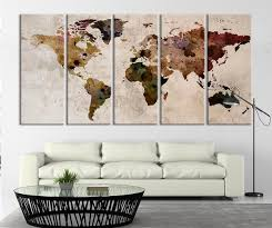 Large Wall Decor Ideas For Living Room Best 25 Large Canvas Prints Ideas On Pinterest Blue Abstract