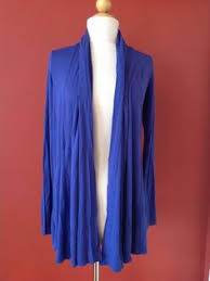 Open Drape Cardigan Sweater Anthropologie Staring At Stars Striped Open Front Drape Cardigan