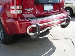 vanguard 07 12 dodge nitro rear bar bumper protector grill guard