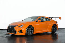 lexus rcf for sale in usa sema 2015 lexus rc f sporting pandem widebody kit makes its very
