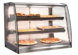 heated food display warmer cabinet case commercial food display pizza food warmer showcase heated