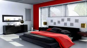 bedroom ravishing images red and black living room decor music
