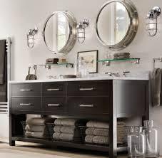 Cottage Bathroom Ideas Tremendous Coastal Cottage Bathroom Vanities With Black Oak Vanity