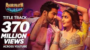 Hit The Floor On Youtube - top 7 most viewed bollywood songs of 2017 on youtube