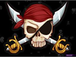 halloween pirate background pirate flag background