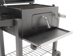 grillk che grill chef holzkohlegrill holzkohle grillwagen 42x56cm 11503