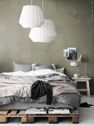Schlafzimmer Im Chalet Stil Schlafzimmer Im Industrial Style Die Blanke Betonwand Bekommt