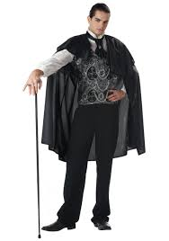 scary halloween masks party city mens halloween costumes men u0027s gothic vampire costume vampire