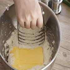 beurre cuisine acier inoxydable pâtisserie mélangeurs pâte cutter mélangeur fouet