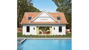 10 pool house design ideas coastal living