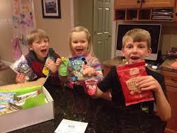 Snacks Delivered 20 Snacks Delivered Monthly U2013 Great Kids Snack Box