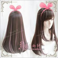 Sisir Wig images tagged with kizunaaicosplay on instagram