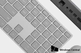 microsoft u0027s surface desktop keyboard leaks might ship with new