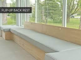 modern storage bench diy home design ideas