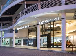 mercedes showroom interior mercedes benz malaysia appoints auto commerz as new dealer
